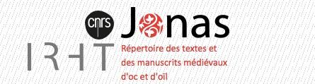 Base Jonas IRHT